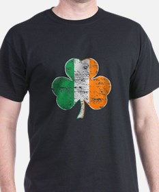 Unique Irish shamrock T-Shirt