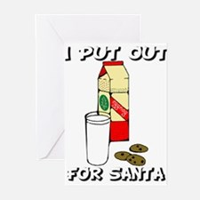 Sexy christmas Greeting Cards (Pk of 20)