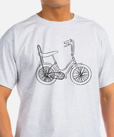 Cute Lowrider banana seat bike T-Shirt