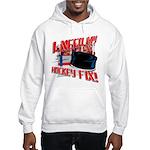 I NEED my HOCKEY FIX Hooded Sweatshirt