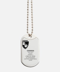 Cute Circle jerks Dog Tags