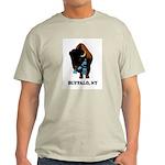 BUFFALO, NY - buffalo with sk Ash Grey T-Shirt