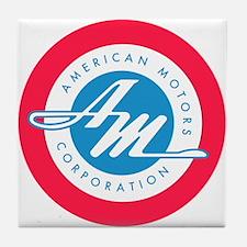 American Motors Tile Coaster