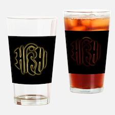 Cool Jainism Drinking Glass