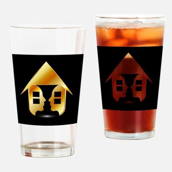 Cute Vase Drinking Glass
