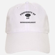 Property of an Endocrinologist Baseball Baseball Cap