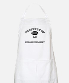 Property of an Endocrinologist BBQ Apron