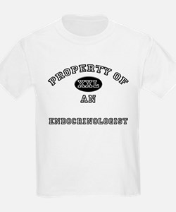 Property of an Endocrinologist T-Shirt