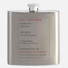 RPG Coffee Mug Flask