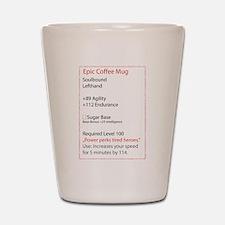 RPG Coffee Mug Shot Glass