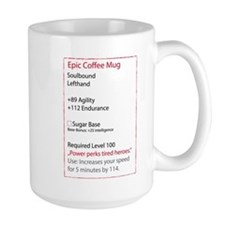 RPG Coffee Mug Mugs