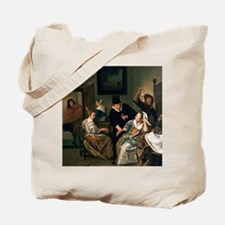 Cute Golden age Tote Bag