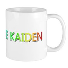 Peace Love Kaiden Mugs