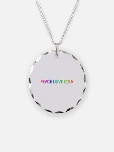 Peace Love Kira Necklace