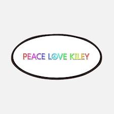 Peace Love Kiley Patch