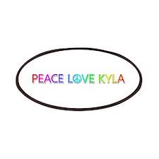 Peace Love Kyla Patch