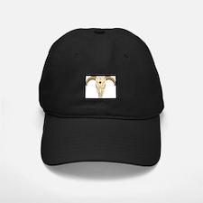 Bull Skull Baseball Hat