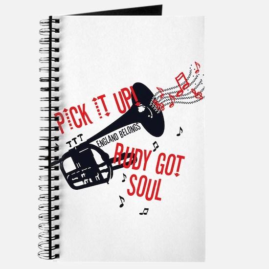 Rudy Got Soul Journal