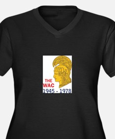 The WAC Years Plus Size T-Shirt