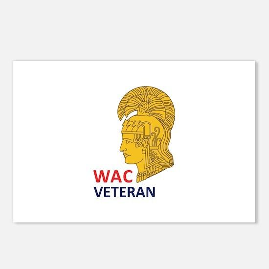 WAC Veteran Postcards (Package of 8)