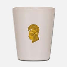 WAC Athena Shot Glass