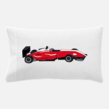 Formula 1 Race Car Pillow Case