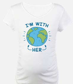 I'm With Her Shirt