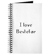 I love Bestefar Journal