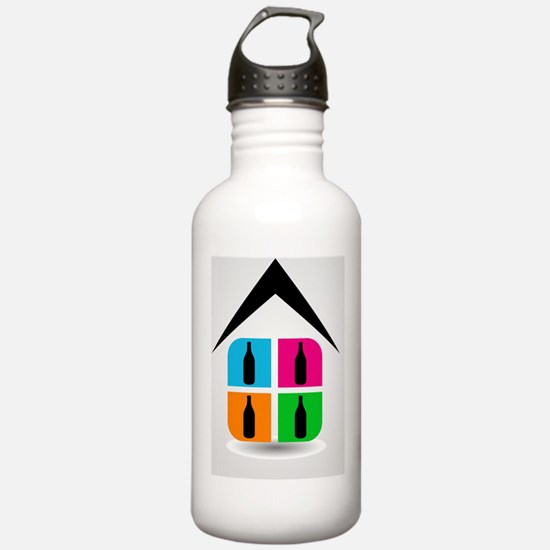 Human touch Water Bottle