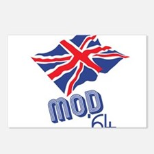 Mod 64 Postcards (Package of 8)