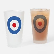 mod targe Drinking Glass