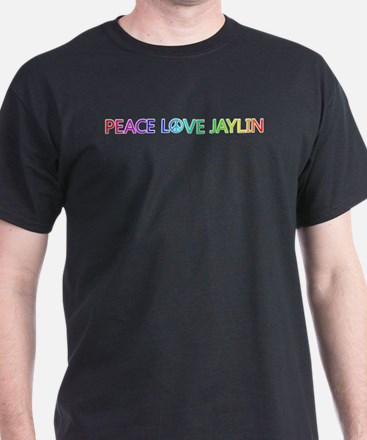Peace Love Jaylin T-Shirt