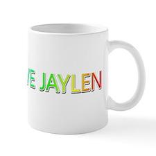 Peace Love Jaylen Mugs