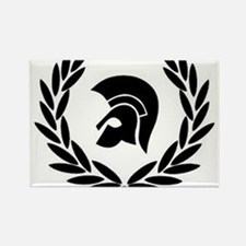 Trojan Laurel Leaf Magnets