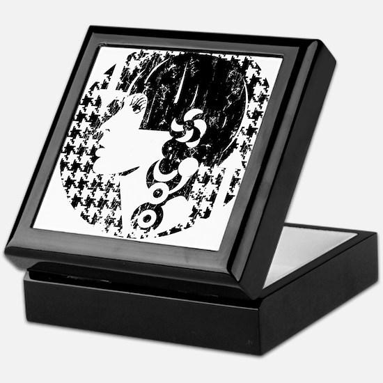 Mod Chic Keepsake Box