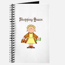 Shopping Queen Journal