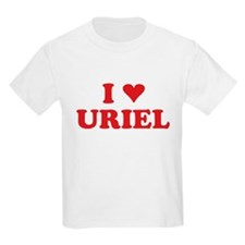 I LOVE URIEL T-Shirt