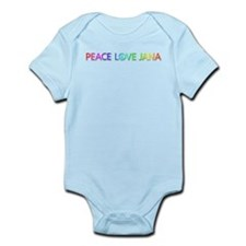 Peace Love Jana Body Suit