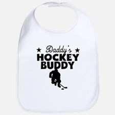 Daddys Hockey Buddy Bib