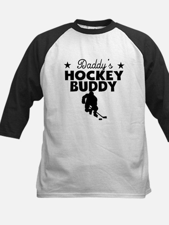 Daddys Hockey Buddy Baseball Jersey
