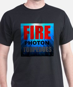 Fire Photon Torpedoes T-Shirt