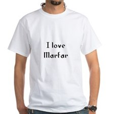 I love Marfar Shirt