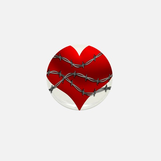 3-Heart-barbed-01.jpg Mini Button