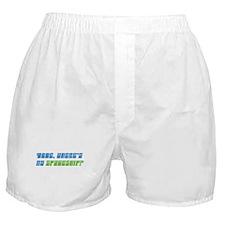 Dude, Where's My Spaceship? Boxer Shorts