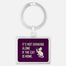 IT'S NOT DRINKING... Keychains