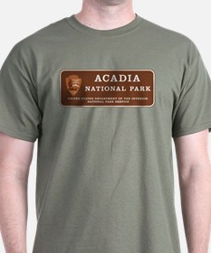 Acadia National Park, Maine T-Shirt