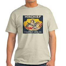 Mischief Vintage Label T-Shirt