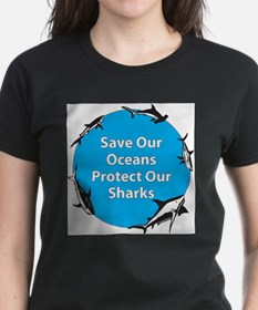 Unique Shark love Tee