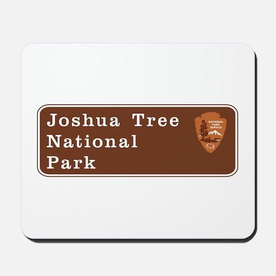 Joshua Tree National Park, California Mousepad