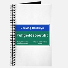 Fuhgeddaboudit, Brooklyn, NY Journal